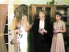 Mimi Daniels,  Randy Alexander,  Sheri St.  Clair In Vintage Porn M
