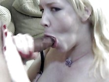 Orally Gifted Olivia Saint Uses Her Skills On Devlin Weed