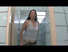 2 Girls Toilet