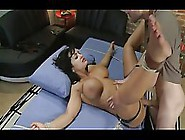 Lisa Ann Got Tied Up And Banged Hard And Enjoyed Turning Her Sex