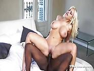 Busty Blonde Milf Bbw Blondie Fesser Takes Interracial Dicking