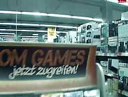 Public Skandal - Mitten Im Supermarkt Gefickt