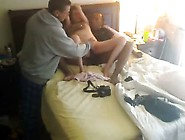 Mature Wife Helped By Husband With Bbc