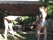 Ballbusting Cuntbusting Girls Trampling