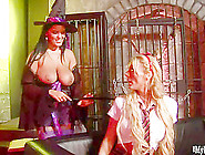 Jasmine Black And Antonia Deona Have Been Accused Of Witchcraft,