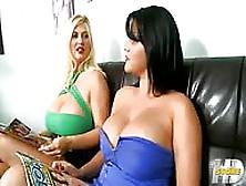 De Rondborstige Latina Angelina Castro