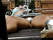 One Of The Ugliest Cameltoe Caught On Voyeur Spy Cam