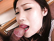 Awesome Japanese Blowlerina Naomi Sugawara Gives Bj And Gets Fuc