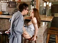 Beautiful Teen Daughter Leonie Seduced And Fucked By Uncle