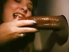 Gloryhole With Hot Wife