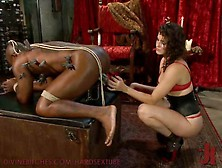 Pegging with jeff stryker