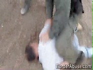 Border Officers Arrest Sexy Immigrant