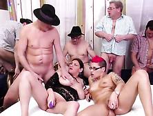 Live Cams - German Amateur Swinger Party