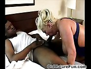 Black Guy Fuck Old Mom With Big Boobs