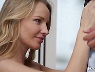 Beautiful Staci Carr Makes Her Mans Dick Explode