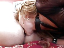 Kinky Mfm Blowjob And Double Penetration Action.