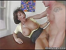 Ultra Hot Milf Deauxma Gets Her Monster Tits And Horny Pussy Fon