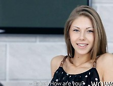 Anjelica Gets Her Sweet Wet Pussy Licked
