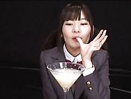 Gokkun Bazooka 100 Semen Cumshots From Cocktail Glass