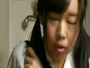Big Boobs Japanese Schoolgirl Fucks Older Man