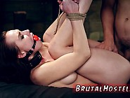 Bondage Anal Squirt And Redhead Bdsm Best Partners Aidra Fox