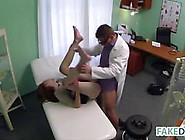 Spy Cam In A Hospital Shows A Kinky Doctor