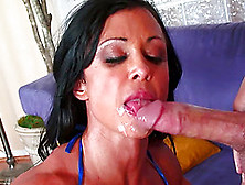 Jewels Jade Shoots Porn To Get All The Sex She Wants