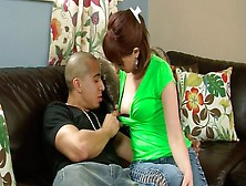 Short-Haired Bitch Nickey Huntsman Is Cheating On Her Husband