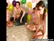 No One Is Shy At This Naughty Party For Sluts And Studs