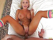 Tasha Reign Wanted To Check The Size F Her Boss's Dick,  So