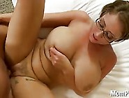 Great Looking Milf,  Eva Notty Has Big,  Playful Tits And Dirty Id