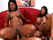 Ass Kissing Sex Video Featuring Cherokee And Jada Fire
