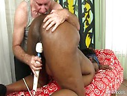 Bbw Phat Ass Ebony Gets Teased By Masseur