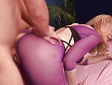 Temptress Nina Hartley Loves Getting Fucked From Behind