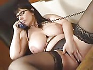 Horny Woman Makes A Call