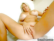 Banging The Hot,  Big Tit Cleaning Lady
