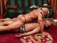 Mm Mixed Wrestling