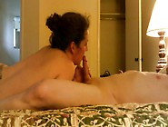 Wife Fucks Her Lover In A Hotel Room Takes His Load.
