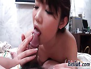Sucky Fucky Session With A Japanese Cutie