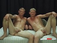 Brothers Jerkoff,  Play With Toys And Tickle Prostates