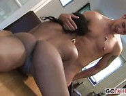 French Teen Angela With 2 Guys