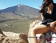 Public Anal Sex Tourism With My Small Spanish Teen Bitch.  Made I