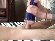 Sex Gay Old Guys Tied Down To The Bed And Blindfolded While