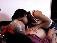 Amwf Old Man And Old Mature Lady Seducing Young Girl Snapcha