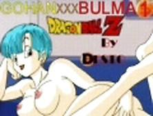 Dragon Ball Xxx Bulma & Gohan