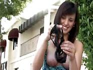 Zeba Ingenious Pantie In Her Pussy