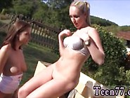Lesbian Mom Seduces Redhead And Teen Girl First Time Sex She Has