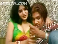 Indian Bhabhi Seducing Drunk Boyfriend