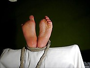 Hot Wax Torture And Whipping Of My Feet