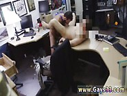 First Gay Blowjob With Oral Cumshot He Penetrated Me On My Desk,